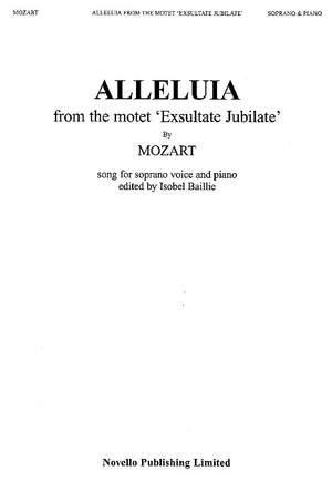 Wolfgang Amadeus Mozart: Alleluia