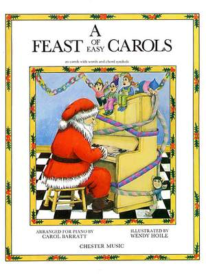 A Feast Of Easy Carols Product Image