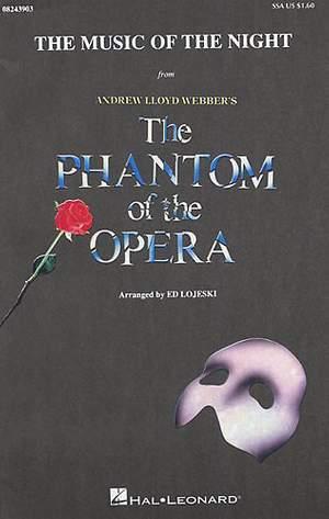 Andrew Lloyd Webber_Charles Hart_Richard Stilgoe: The Music of the Night