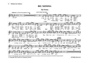 Debbie Campbell: Big Momma (Melody Line - Pack of 10)