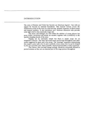 Alan Jones: Bonnie And Clyde (Script)