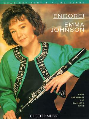 Emma Johnson: Encore! Emma Johnson