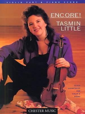 Tasmin Little: Encore! Tasmin Little