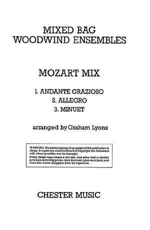 Wolfgang Amadeus Mozart: Mozart Mix