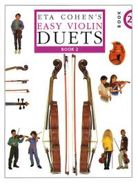 Easy Violin Duets - Book 2
