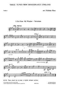 Nicholas Hare: Playstrings Easy No. 2: Three Tunes