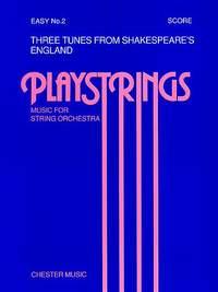 Nicholas Hare: Playstrings Easy No. 2 Three Tunes