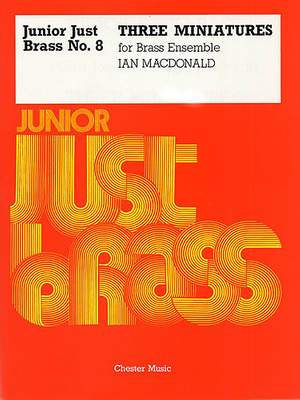 Ian MacDonald: Three Miniatures