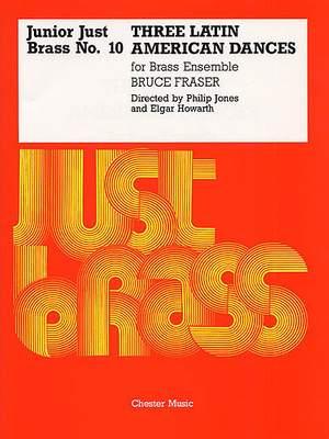 Bruce Fraser: Three Latin American Dances