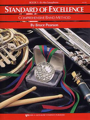 Leslie Pearson: Standard Of Excellence 1 (Alto Sax)