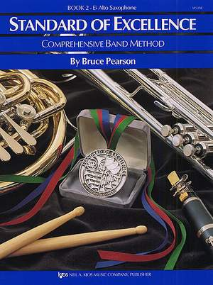 Standard Of Excellence 2 (Alto Sax)