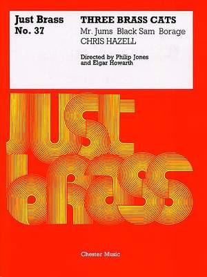Chris Hazell: Three Brass Cats