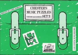 Chester's Music Puzzles - Set 3