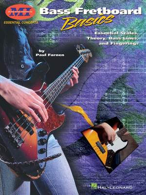 Paul Farnen: Bass Fretboard Basics