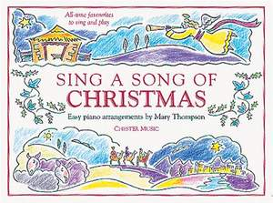 Mary Thompson: Sing A Song Of Christmas