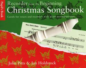 Recorder From The Beginning: Christmas Songbook