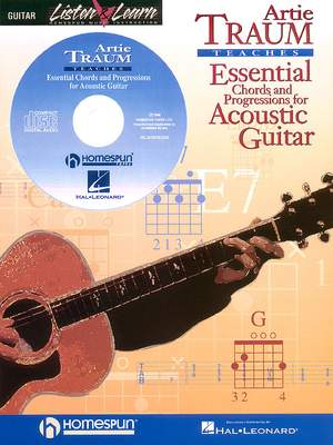 Essential Chords and Progressions for Ac. Guitar