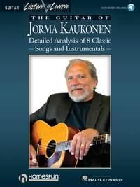 The Guitar of Jorma Kaukonen
