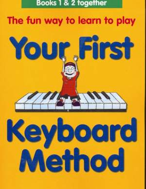 Your First Keyboard Method Omnibus Edition Product Image