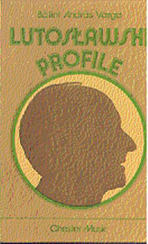 Witold Lutoslawski: Profile