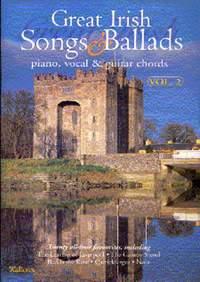 Great Irish Songs And Ballads Volume 2