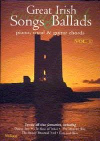 Great Irish Songs And Ballads Volume 1