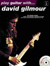 David Gilmour_Pink Floyd: Play Guitar With... David Gilmour