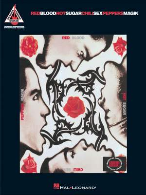 Red Hot Chili Peppers - Blood Sugar Sex Magic Product Image