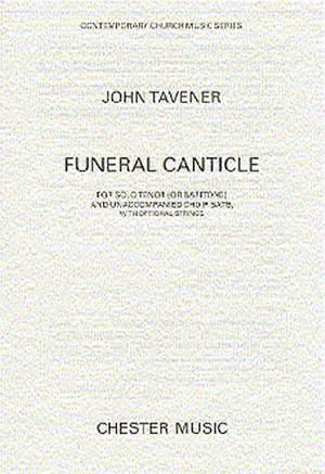 John Tavener: Funeral Canticle