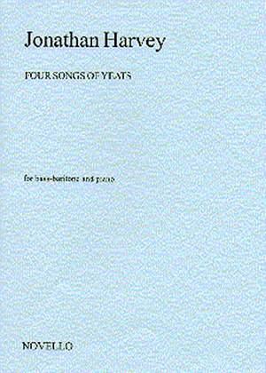 Jonathan Harvey: Four Songs Of Yeats