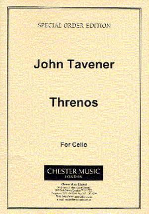 John Tavener: Threnos