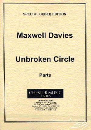 Peter Maxwell Davies: Unbroken Circle