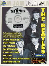 Jam with the Beatles, v. 2 (Sheet music)