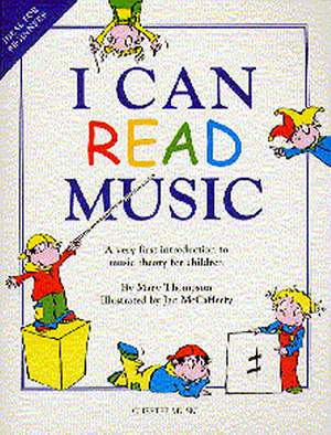M. Thompson: I Can Read Music (Introductie)