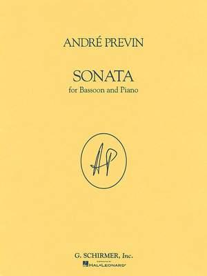 André Previn: Sonata