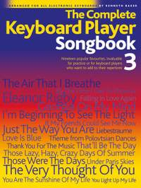 Kenneth Baker: The Complete Keyboard Player: Songbook 3