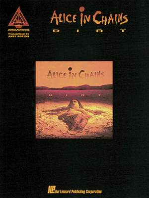 Alice in Chains - Dirt Product Image