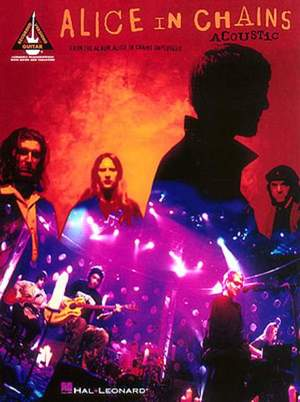 Alice In Chains - Acoustic Product Image