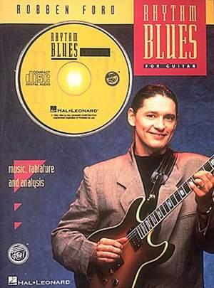 Rhythm Blues For Guitar