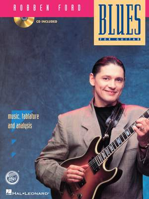 Robben Ford: Blues For Guitar