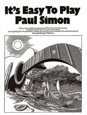 Paul Simon: It's Easy To Play Paul Simon