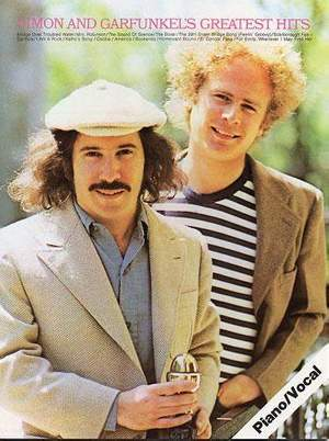 Paul Simon_Simon & Garfunkel: Simon & Garfunkel's Greatest Hits Product Image