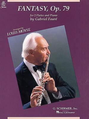 Gabriel Fauré: Fantasie Op.79