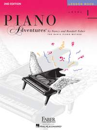 Piano Adventures: Lesson Book - Level 1
