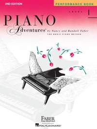 Piano Adventures: Performance Book - Level 1