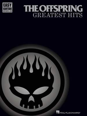 The Offspring - Greatest Hits for Easy Guitar Product Image
