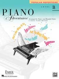 Nancy Faber_Randall Faber: Piano Adventures: Popular Repertoire - Level 3A