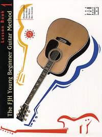 FJH Young Beginner Guitar Method: Lesson Book 1