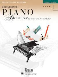 Accelerated Piano Adventures: Theory Book 1