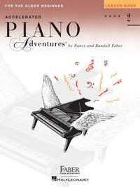 Accelerated Piano Adventures: Lesson Book 2